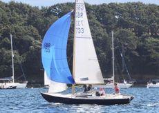 2004 Nordic Folkboat GRP
