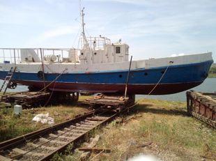 1987 65' MultiRole workboat passenger dive pilot tug boat