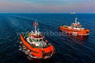 20 Meter Twin Screw Tugboat 25TBP  (NEW BUILD)