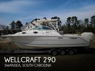 2018 Wellcraft 290 Coastal