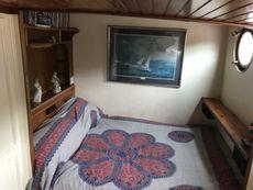Beautiful 1923 Live Aboard Dutch Barge