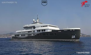75.00 Meter Expedition Yacht