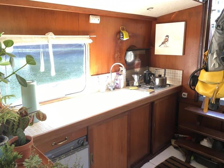Beautiful Dutch Barge! 45ft x 9ft, very well maintained