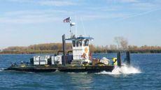42' Steel Shugart Push Boat