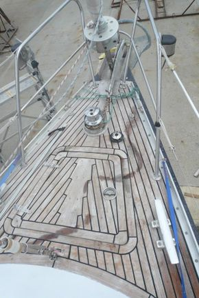 Forward Deck