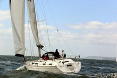 SOLD BY BOSHAM YACHT SALES Moody 36 CC-  7 berths Excellent condition