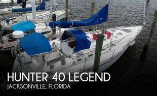 1985 Hunter 40 Legend
