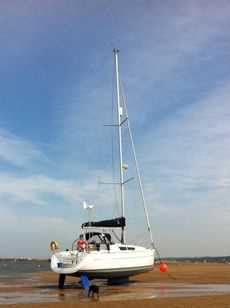 Jeanneau Sun Odyssey 33 i  Sailing Yacht