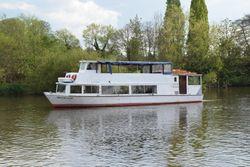 Passenger vessel class V 105 passengers