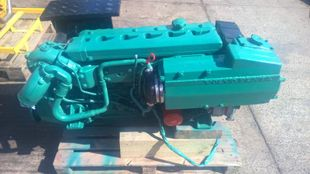 Volvo Penta TMD40B 136hp Marine Diesel Engine Package
