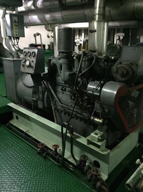 Generator #2 68Kw