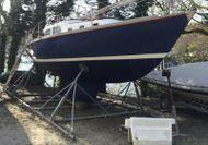 2nd hand Craft A Tenamast yacht cradle