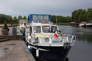 Dutch Cruiser - Pedro 10m
