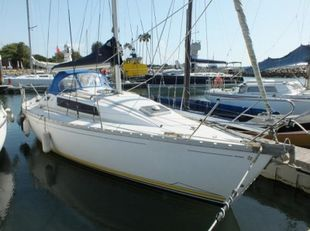 1990 SUN LIGHT 31 LIFTING KEEL