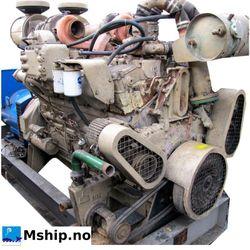 Cummins VT-12-635GS generator set 380 kWA