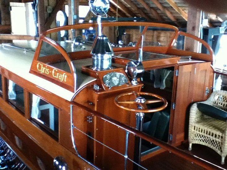 1929 Chris-Craft Commuter