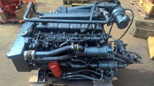 Perkins T6354 165hp Marine Diesel Engine Package (PAIR AVAILABLE)