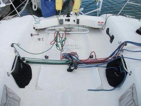 Jeanneau JOD 35  - Cockpit