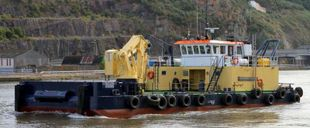 1989 WORK BOAT Multicat 27.05 m Only For Charter