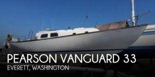 1966 Pearson Vanguard 33