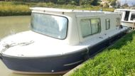 ROCCA Marinette Houseboat 9m