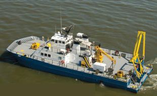 Multipurpose Survey Vessel FOR CHARTER ONLY in US East Coast