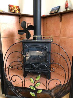 Bubble stove