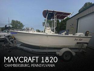 2001 Maycraft 1820