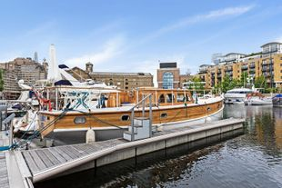 Immaculate Naval Pinnace for sale, E1W