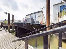 4 berth static house boat