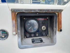 Albin Cirrus 7.8  - Cockpit Instruments
