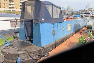 65' Narrowboat London