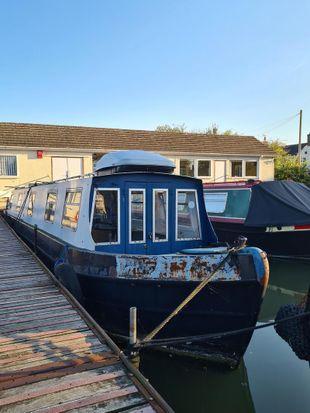 50ft narrow boat