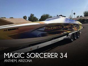 1999 Magic Sorcerer 34
