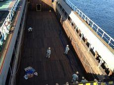 57mtr General Cargo Vessel
