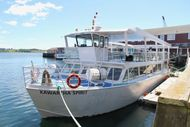 1964 66′ x 23.5′ Steel Double Deck Passenger Vessel