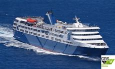 121m / 1.400 pax Passenger / RoRo Ship for Sale / #1055137