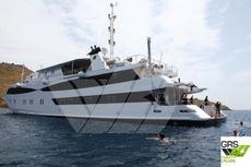 56m / 49 pax Cruise Ship for Sale / #1032121