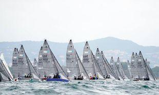 Laser SB20 Sportboat