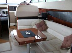 2009 Fairline Phantom 40