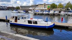 38ft Dutch Barge Tjalk,Thistledown, New Hull survey and safety Cert