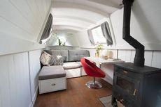 Original 40ft Springer narrowboat