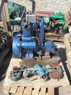 SABB 1GG Marine Diesel Engine Breaking For Spares