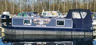 Perfect Leisure Boat with mooring option at Roydon Marina Village