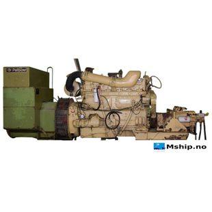 180 kVA Petbow ' E range' /  DAF Daf DKX 1160 A