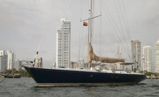 1987 Custom German Frers Sloop