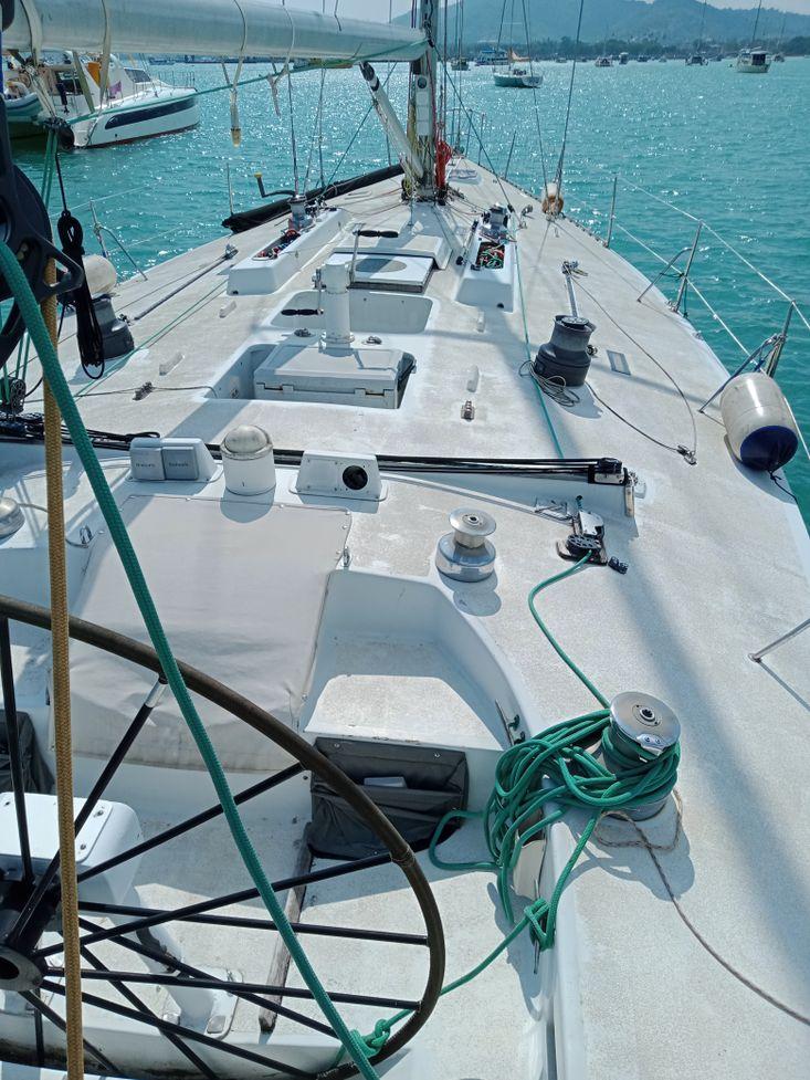 55 ft Yacht Fast Cruiser
