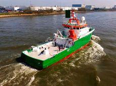 2015 Offshore - Multipurpose Vessel For Sale & Charter