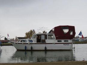 Dutch Steel Cruiser Canal and river cruiser - Exterior