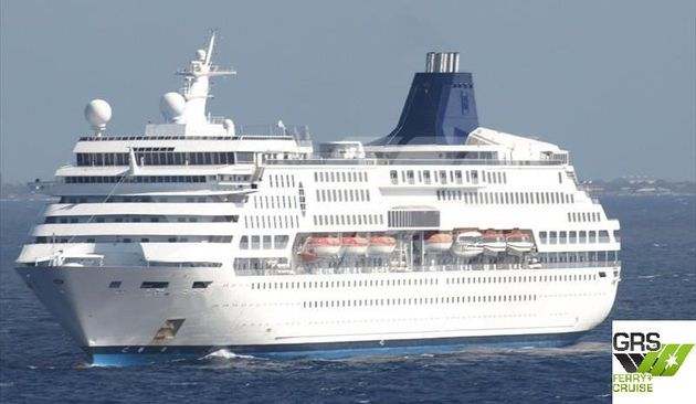 230m / 1.530 pax Cruise Ship for Sale / #1050011